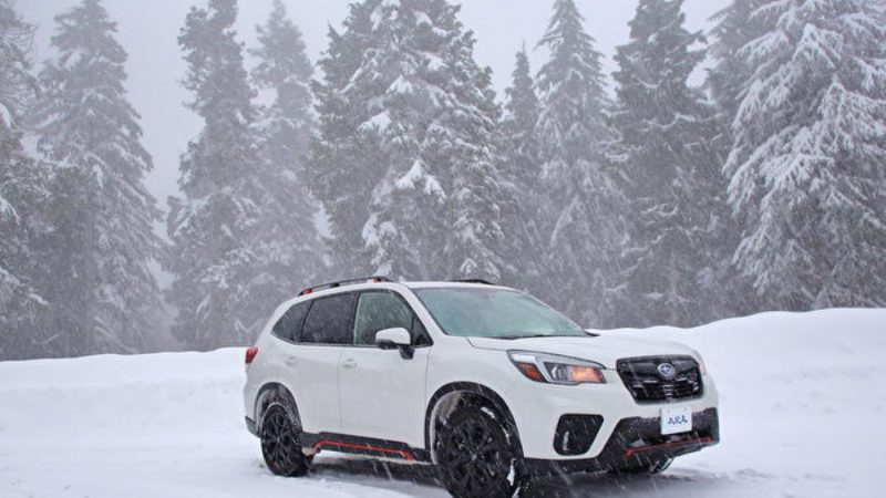 车评:简易X模式 2019 Subaru Forester Sport