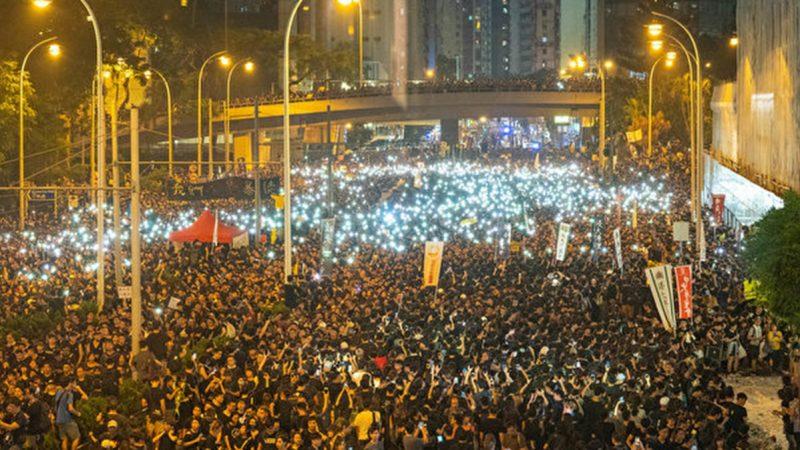 200万港人反送中 华邮:官民关系破裂