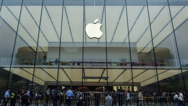 規避貿戰風險 蘋果擬將15%至30%產能移出中國