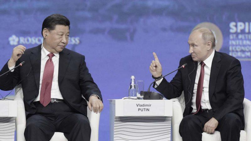 普京谈美中贸易战 明确要坐山观虎斗