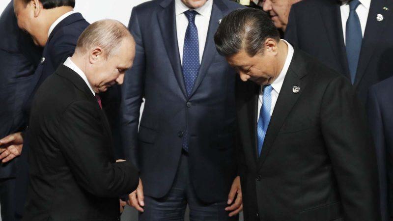 G20大合照敏感瞬间:习近平忽略普京主动握手川普