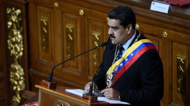美媒:马杜罗正谈退出条件 川普获巨大胜利