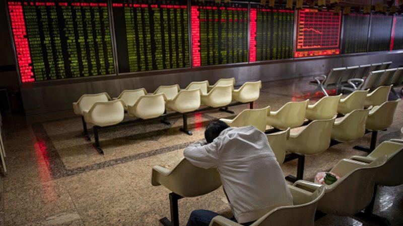 贸易战冲击中国股市 两个月出逃外资831亿