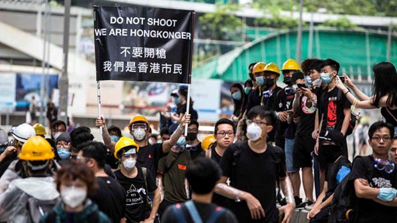 六四危机香港再现?各界冷眼看北京