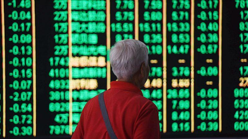 贸战重创中国股市 5月外资出逃536亿