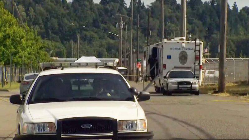 華盛頓州ICE拘留中心 男扔汽油彈與警駁火遭擊斃