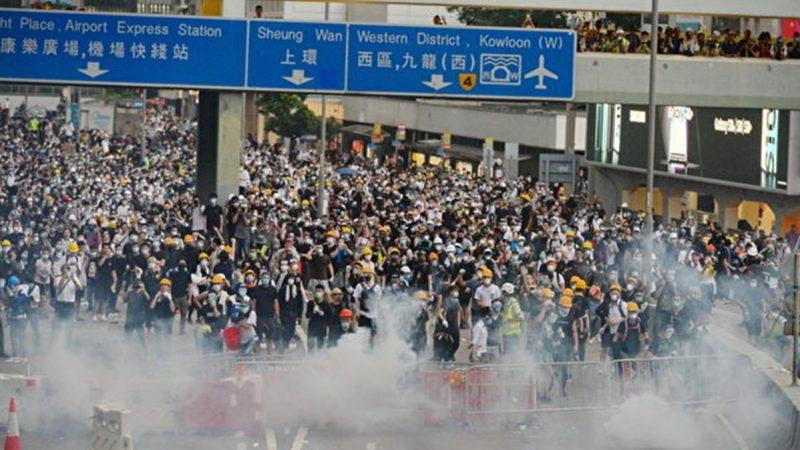 【世界的十字路口】反送中 港警察为何变暴力黑警?