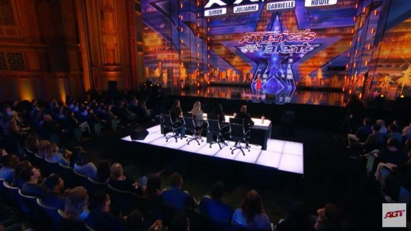 10歲女孩在《美國達人秀》唱歌劇 驚倒眾人