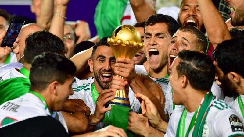 阿爾及利亞一球擊敗塞內加爾再奪非洲盃