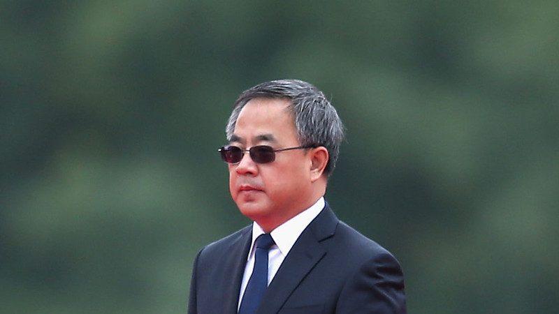 胡春華現身釋強烈信號 中共要對朝鮮扶貧?