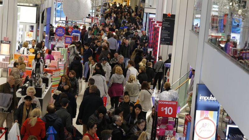 美劳动市场紧俏 强劲消费需求支撑经济不衰