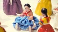 【你好韓國】展現韓國之美的瓷偶製作