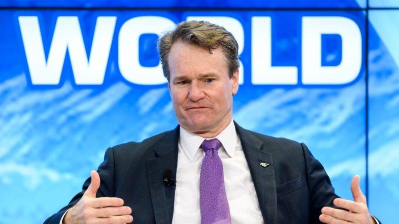 美銀CEO:美消費增長健康 經濟未近衰退