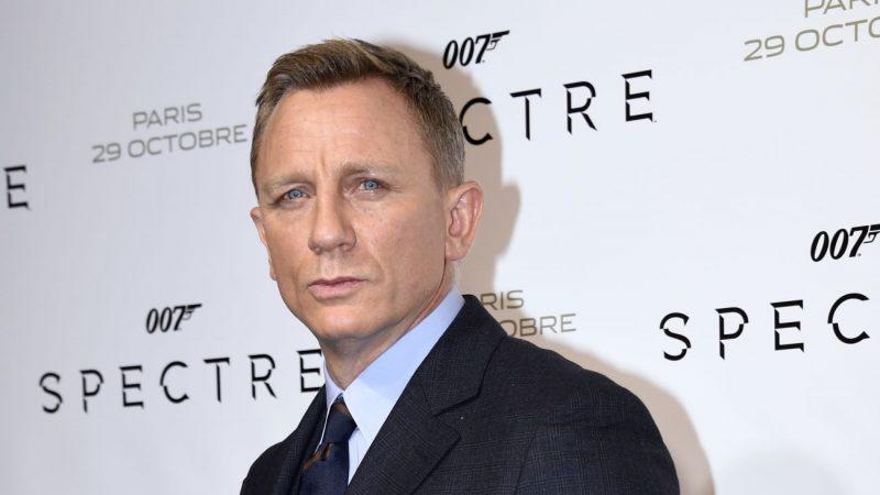 《007》新片名公布 克雷格最後一次演龐德