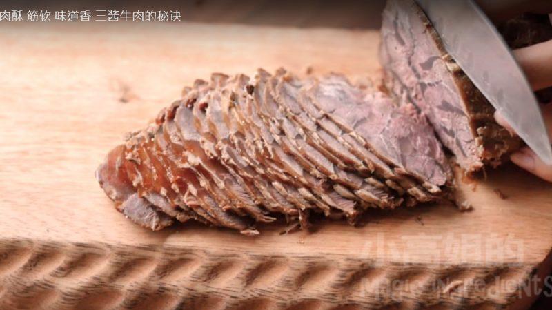 自制酱牛肉 回味无穷的秘诀(视频)
