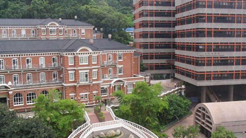 """暴力镇压激怒香港 高校声明无限期""""三罢"""""""