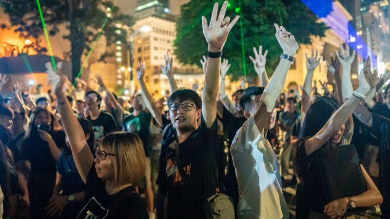 香港抗争者致内地同胞书