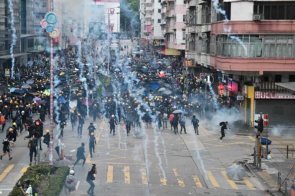 """美参议院领袖警告:任何对香港的暴力镇压""""完全不可接受"""""""