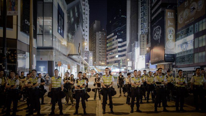 美媒:北京会在香港铤而走险吗?