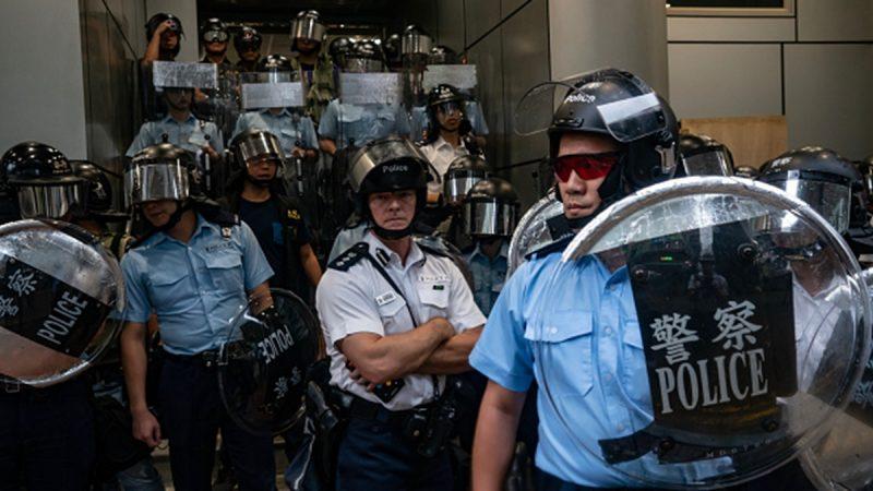 扬箭:中共正在把迫害法轮功的手段延用到香港