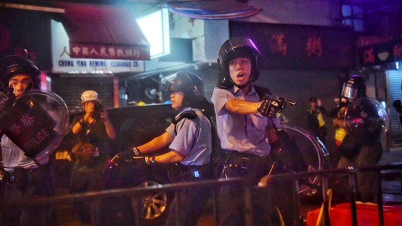 刘荻:中央怎样干预香港事务?