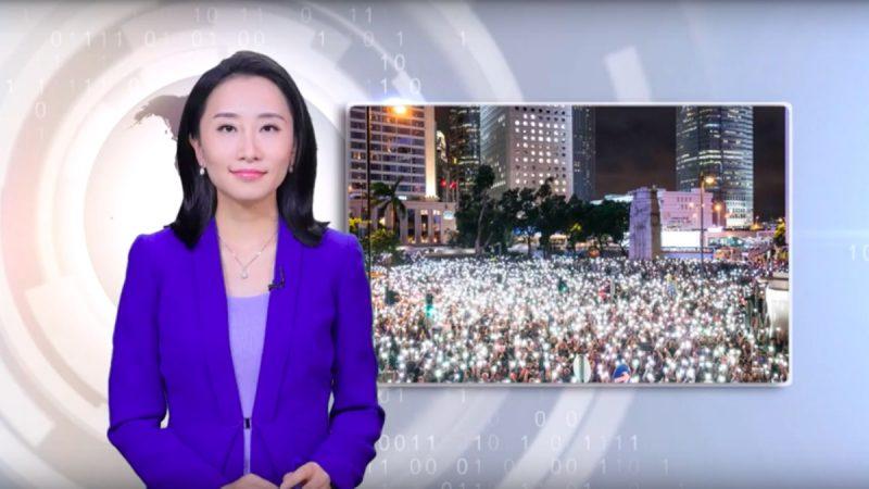 【今日热点】外国势力乱港?港警回答 北京尴尬