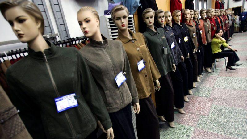 消费降级 中国服装销量年减178亿件