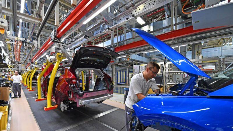 德国PMI指数续降 第三季恐经济衰退