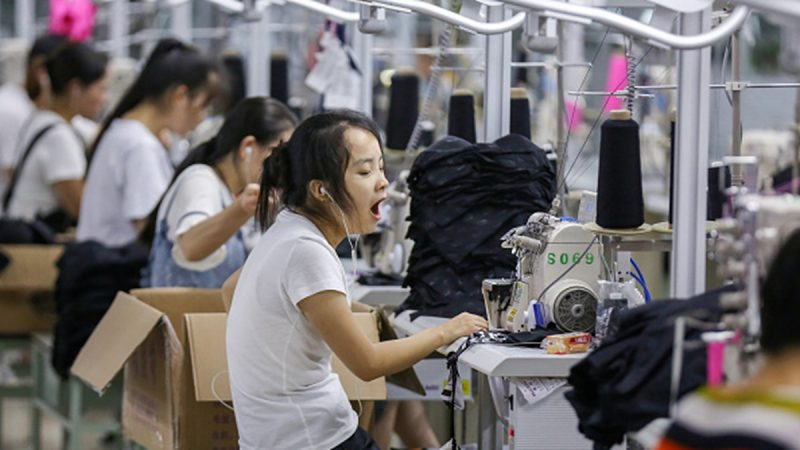 贸易战促使美国零售商将采购移出中国