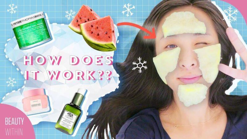 【BeautyWithin】冰冻护理如何作用你的皮肤