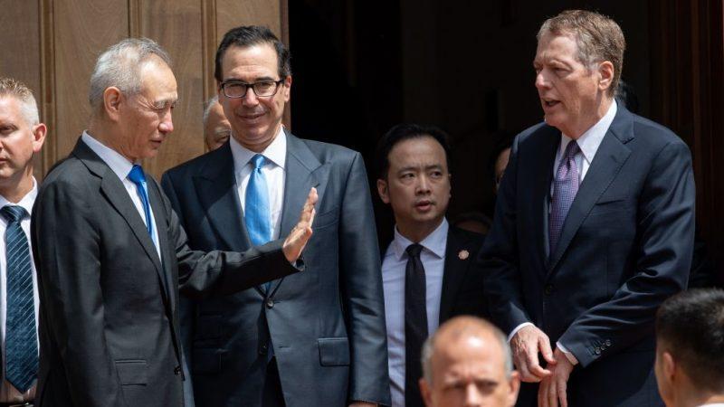 路透:美中对抗远超关税层面 临时协议仅修补表面