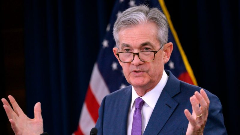 聯準會疑18日宣布降息 美大銀行下修獲利預測