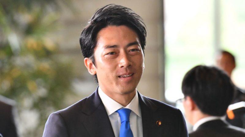 安倍内阁改组仅留任2人 政坛明星小泉首入阁