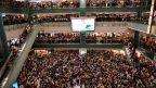 中共谎称911香港将恐袭 港人和平反击