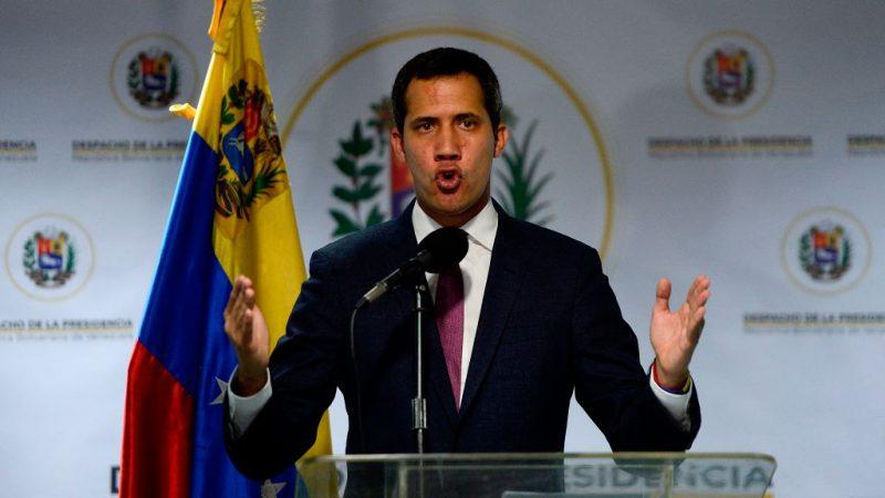 瓜伊多获国会批准任临时总统 直到举行新大选