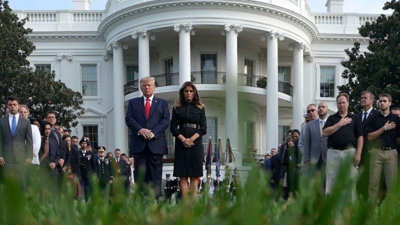911事件18周年 美国北约举行纪念活动
