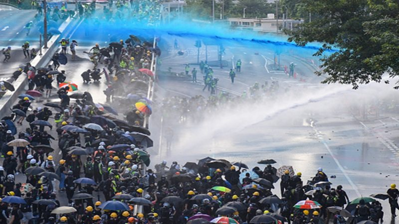 港警协会鼓动实弹镇压?反送中运动恐再升级