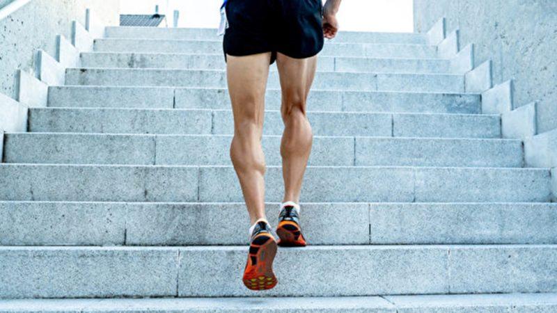 每天爬樓梯10分鐘 有意想不到的好處