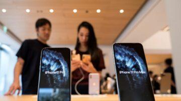 超过三星 两新款iPhone被评为最佳手机