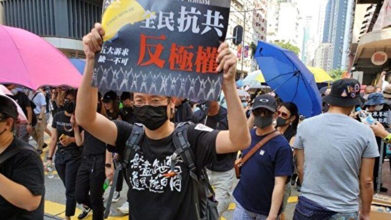 香港家书:黎明不会从天而降 香港已到最后关头