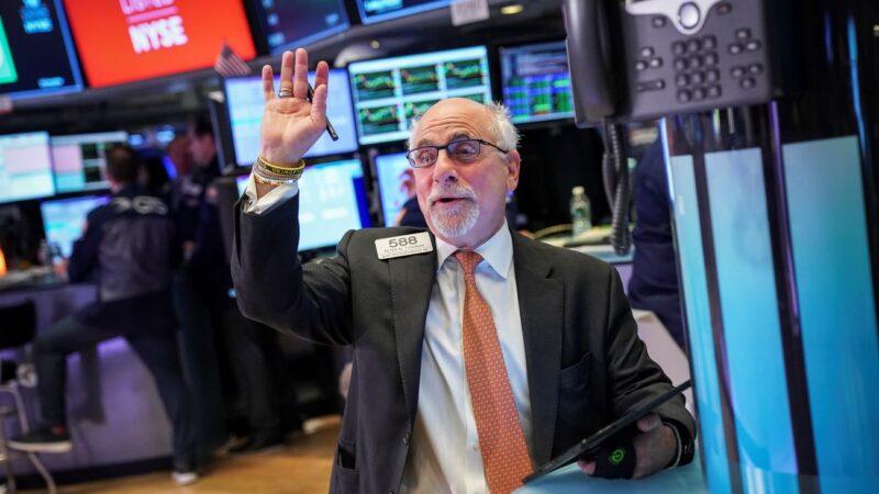 美股投资者转向低风险股票