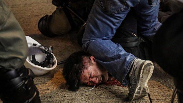 港大女生揭港警性暴力:有示威者被輪姦