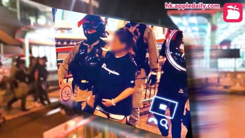 港警抓19岁孕妇 男警闯产房看守引各界震怒