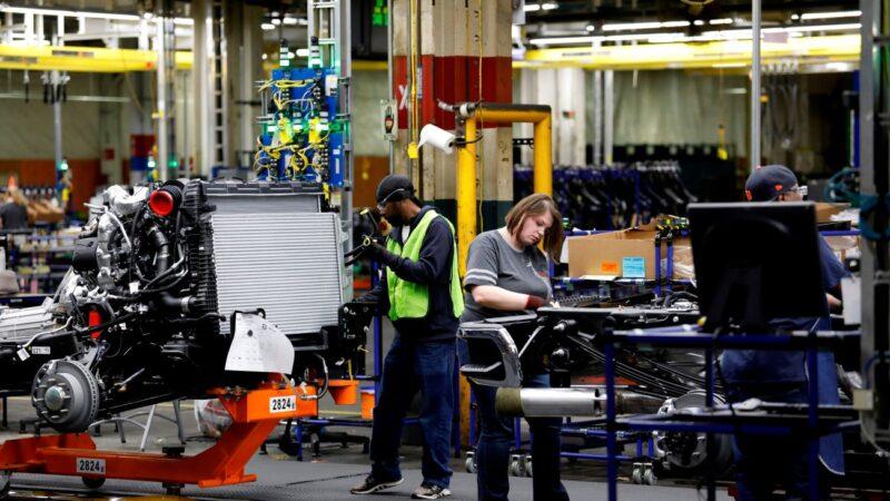 通用汽车罢工冲击 美制造业PMI创十年新低