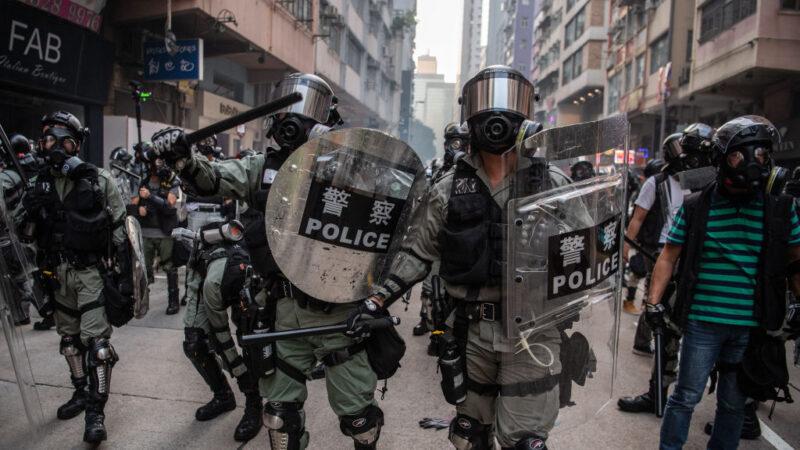 【世界的十字路口】中共超限戰籠罩香港 反送中告急?中國「26條」統戰入侵台灣大選