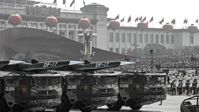 四川網民說閱兵「沒看頭兒」遭行拘7日