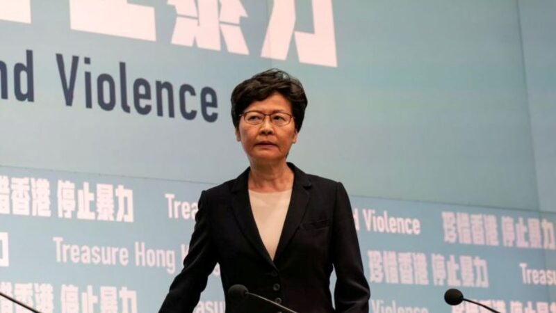林郑暂停动用紧急法 威胁不排除请北京干预