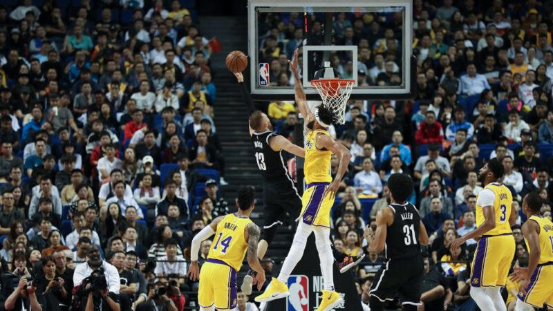 嘴上抵制身體誠實  NBA上海賽全場爆滿