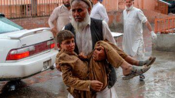 迫擊砲攻擊?阿富汗清真寺釀62死至少33人傷