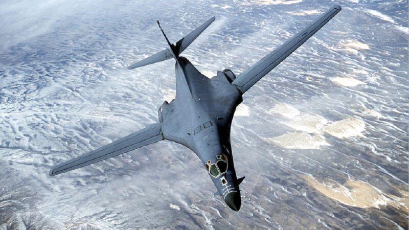 震慑伊朗 美军首度部署沙特4架B-1B轰炸机